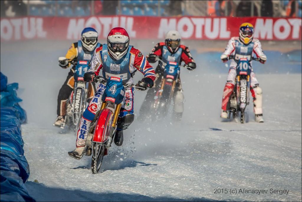 От рыцарей до гладиаторов. Откуда есть чемпионат мира по мотогонкам на льду