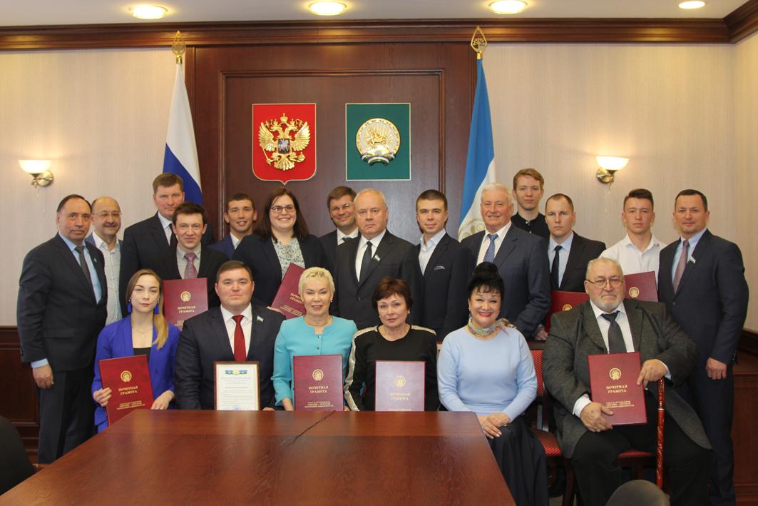 О мотоспорте – в парламенте Башкортостана